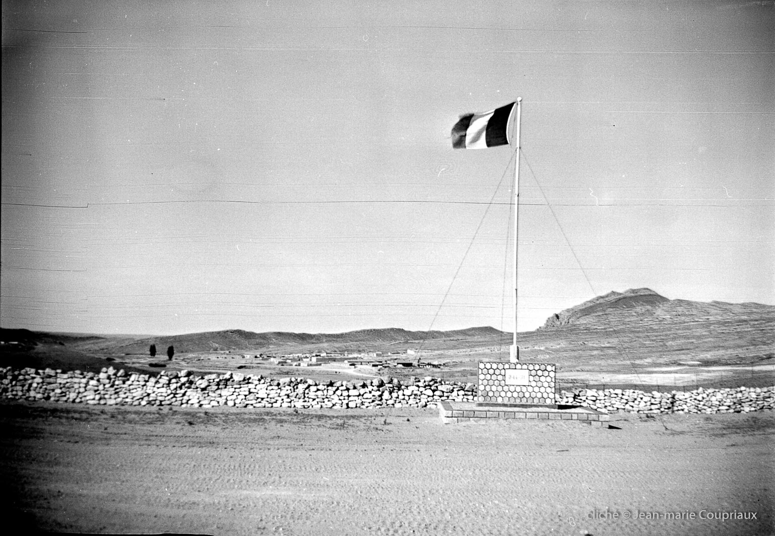 112-Algérie-BirElAter-1957