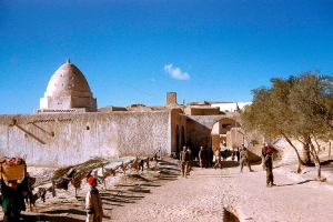 129-Algérie-Ferkane-1961-porte