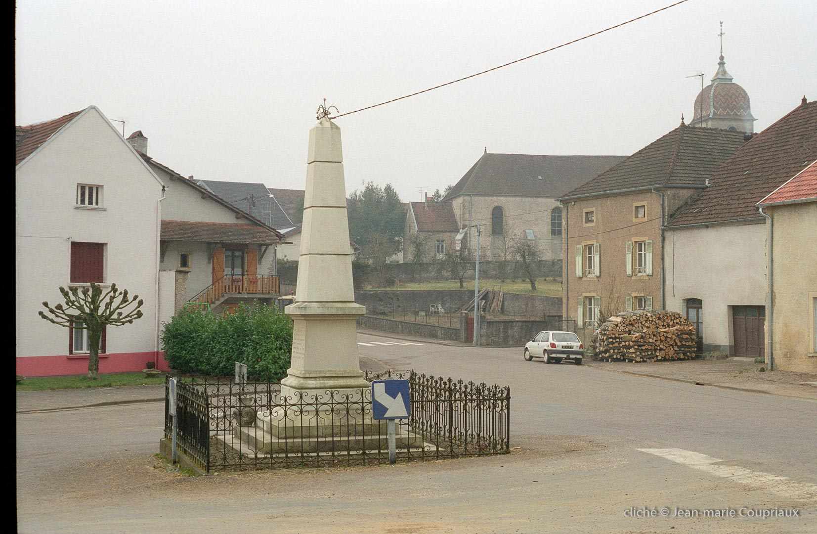 1996_Menoux-village-4